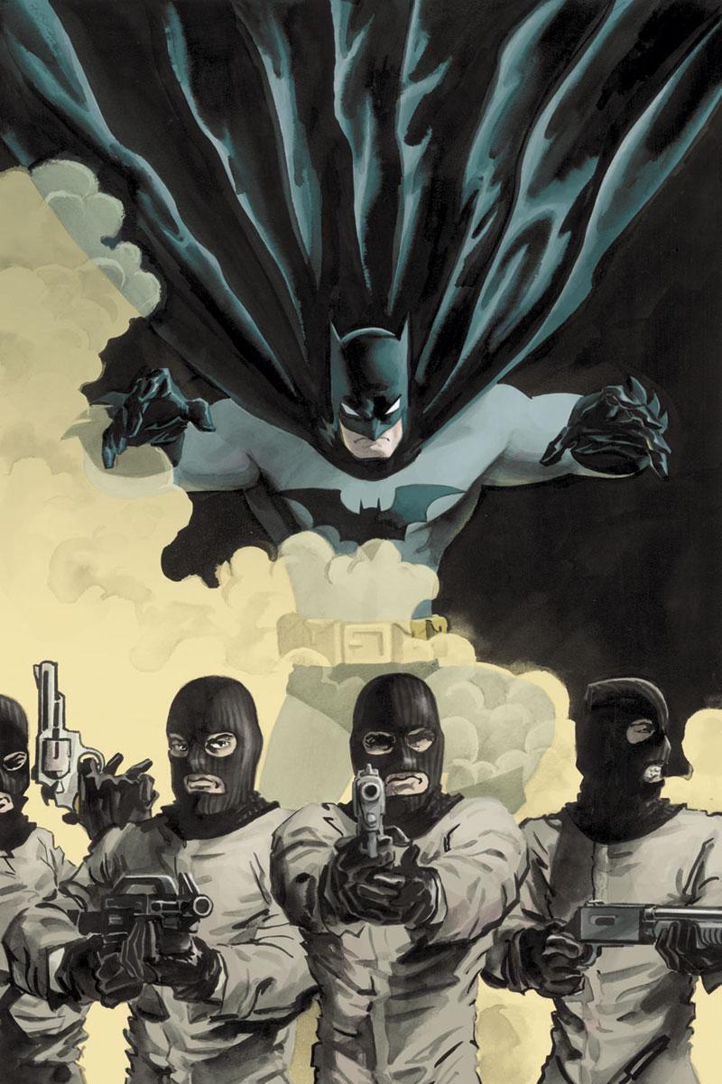 Batman and the Monster Men Vol 1 2