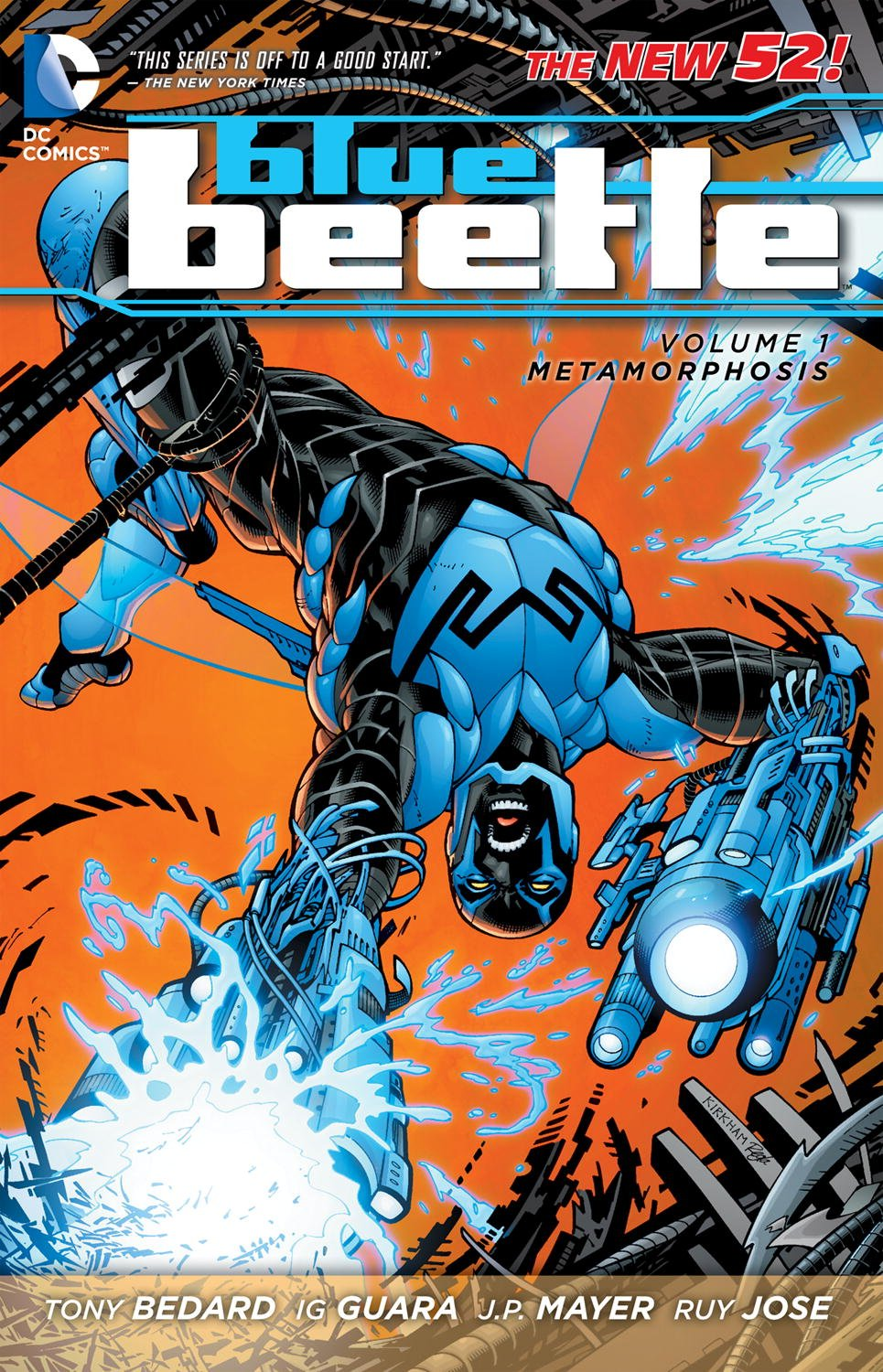 Blue Beetle: Metamorphosis (Collected)
