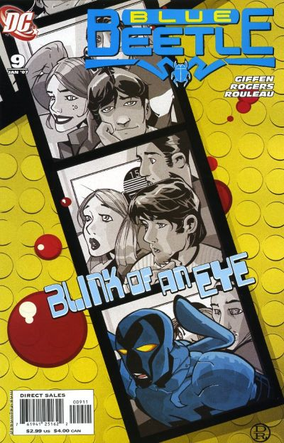 Blue Beetle Vol 7 9