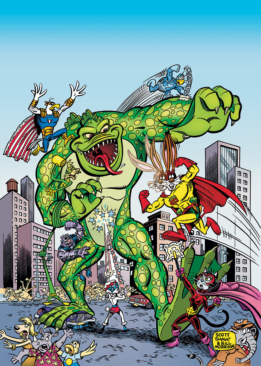 Captain Carrot and the Final Ark Vol 1 2 Textless.jpg