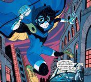 Cassandra Cain Shadow of the Batgirl 0001