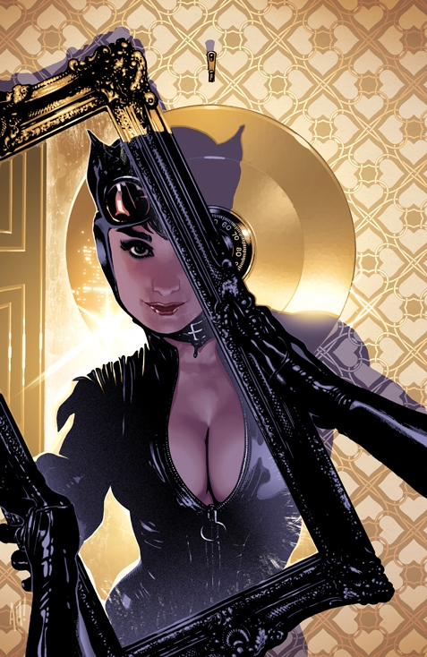 Catwoman: Crime Pays (Collected)