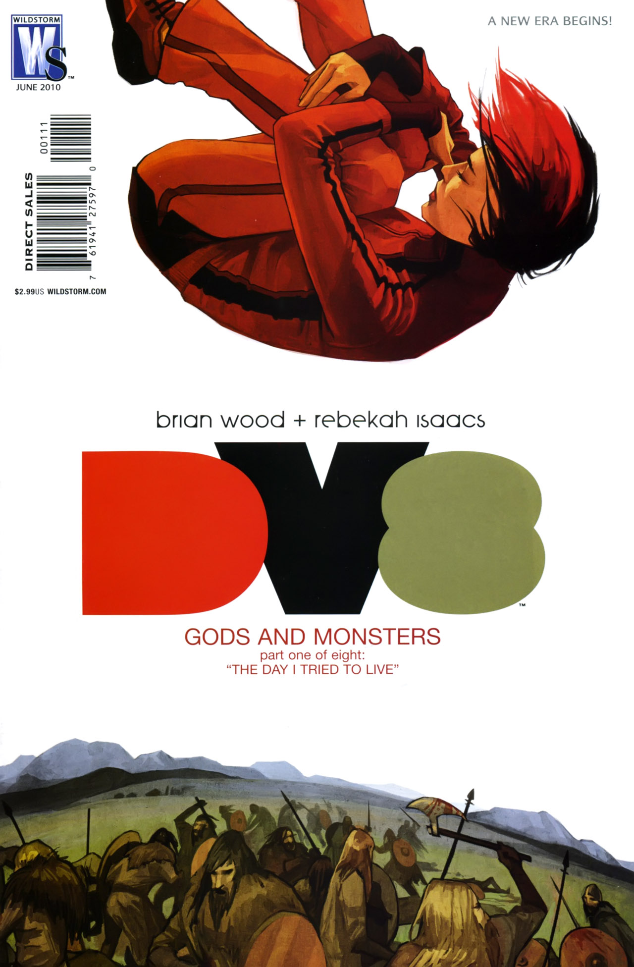 DV8: Gods and Monsters Vol 1