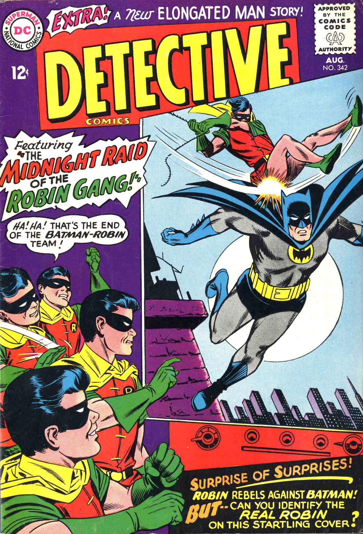 Detective Comics Vol 1 342