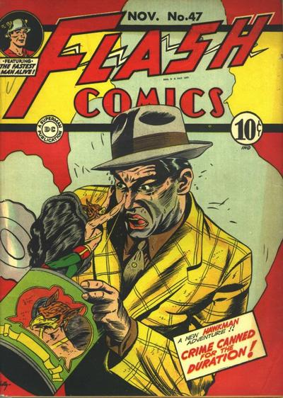 Flash Comics Vol 1 47