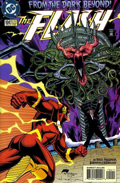 The Flash Vol 2 104