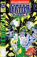 Green Lantern Corps Quarterly Vol 1 5