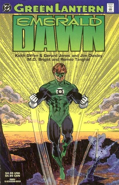 Green Lantern: Emerald Dawn (Collected)