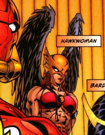 Hawkwoman (Earth-1098)