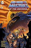 He-Man and the Masters of the Universe Vol 1 2