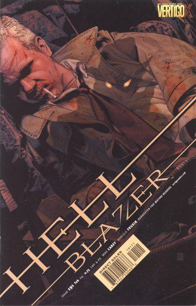 Hellblazer Vol 1 191