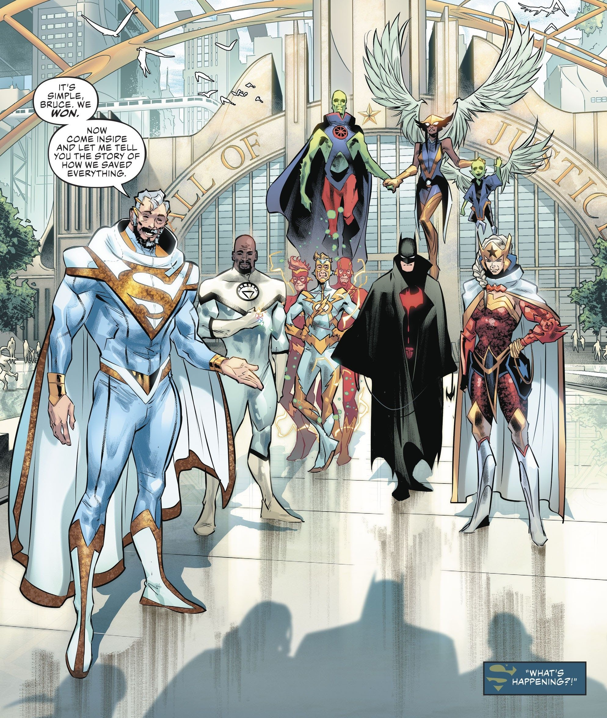 Justice League (Sixth Dimension)