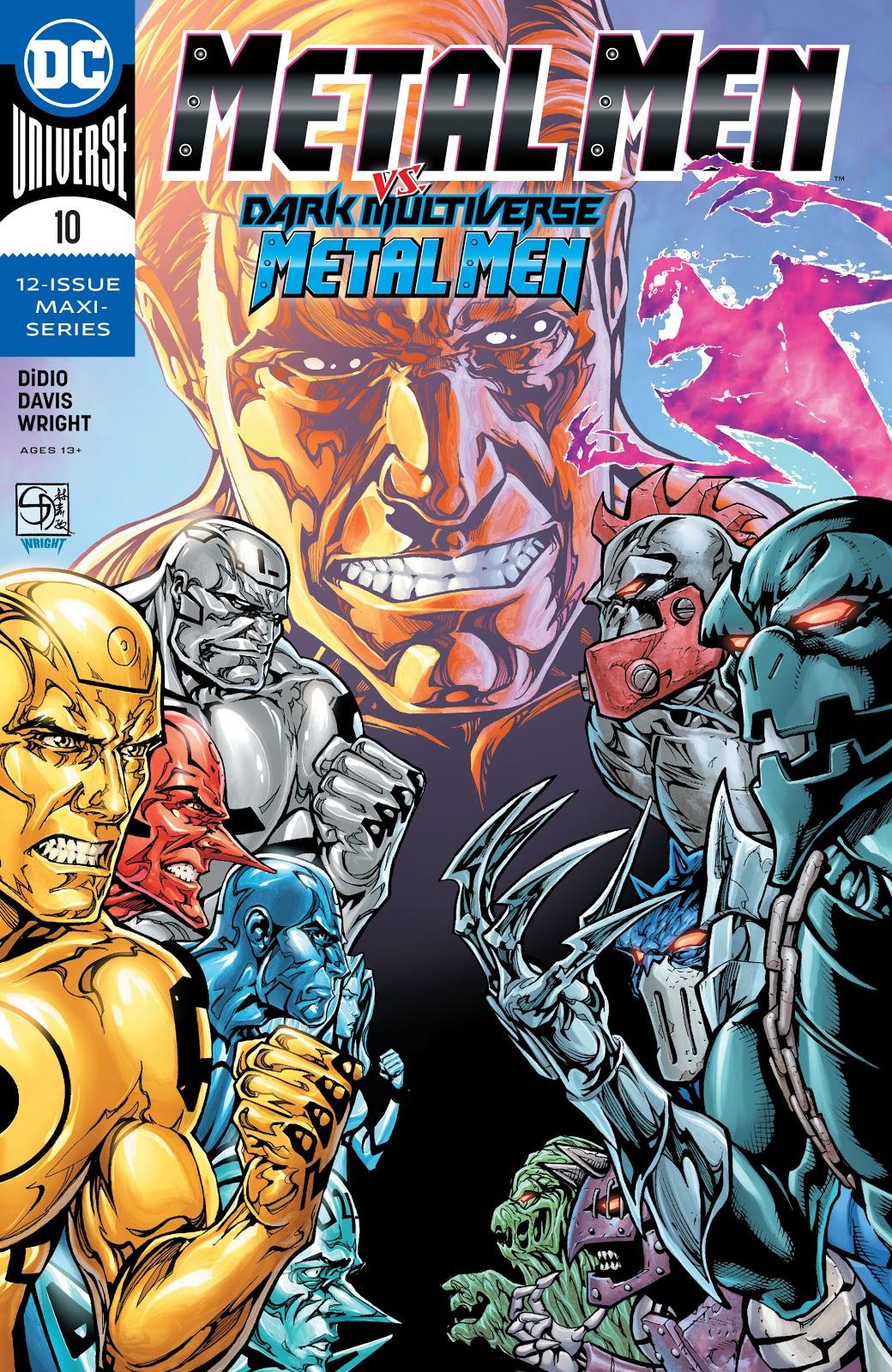Metal Men Vol 4 10
