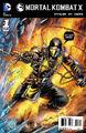 Mortal Kombat X Vol 1 1 Scorpion