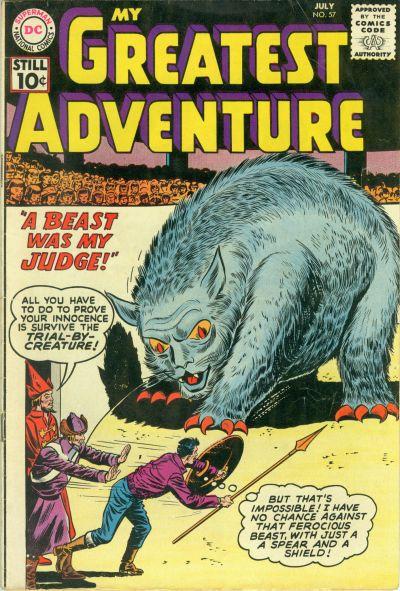 My Greatest Adventure Vol 1 57