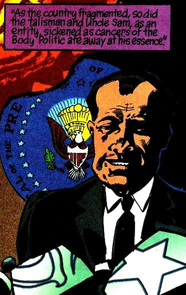 Richard Nixon (New Earth)