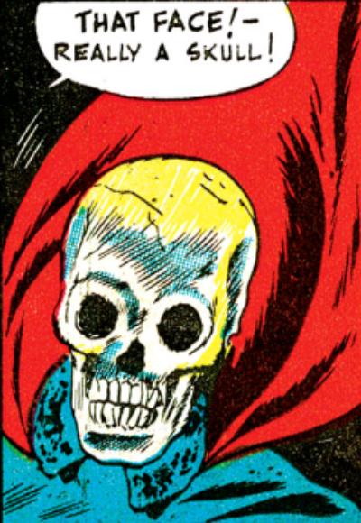 Skull (Earth-Two)