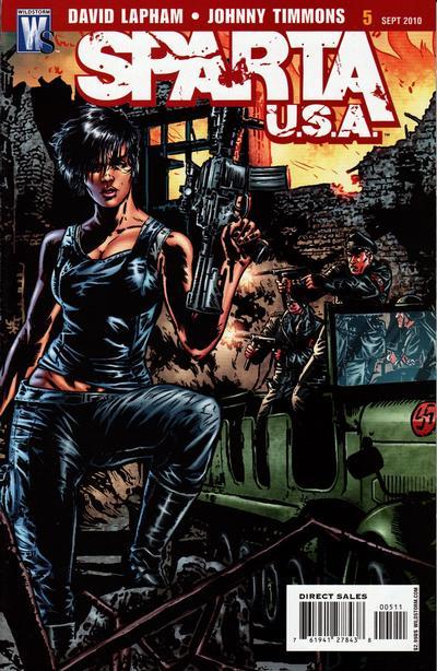 Sparta: U.S.A. Vol 1 5