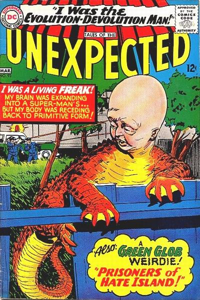Tales of the Unexpected Vol 1 93