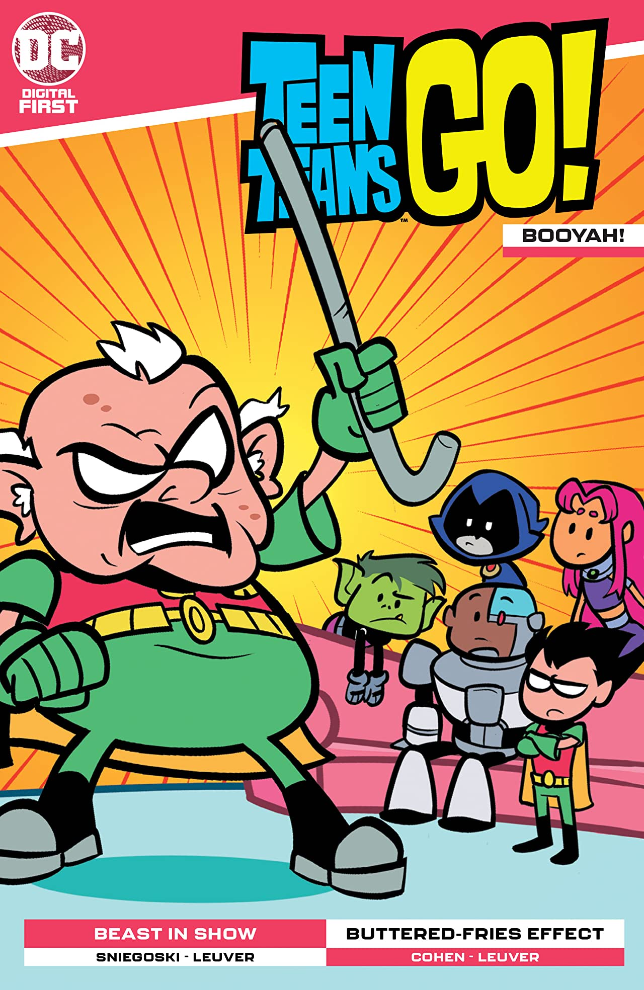 Teen Titans Go!: Booyah! Vol 1 3 (Digital)