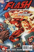 The Flash The Fastest Man Alive Vol 1 5