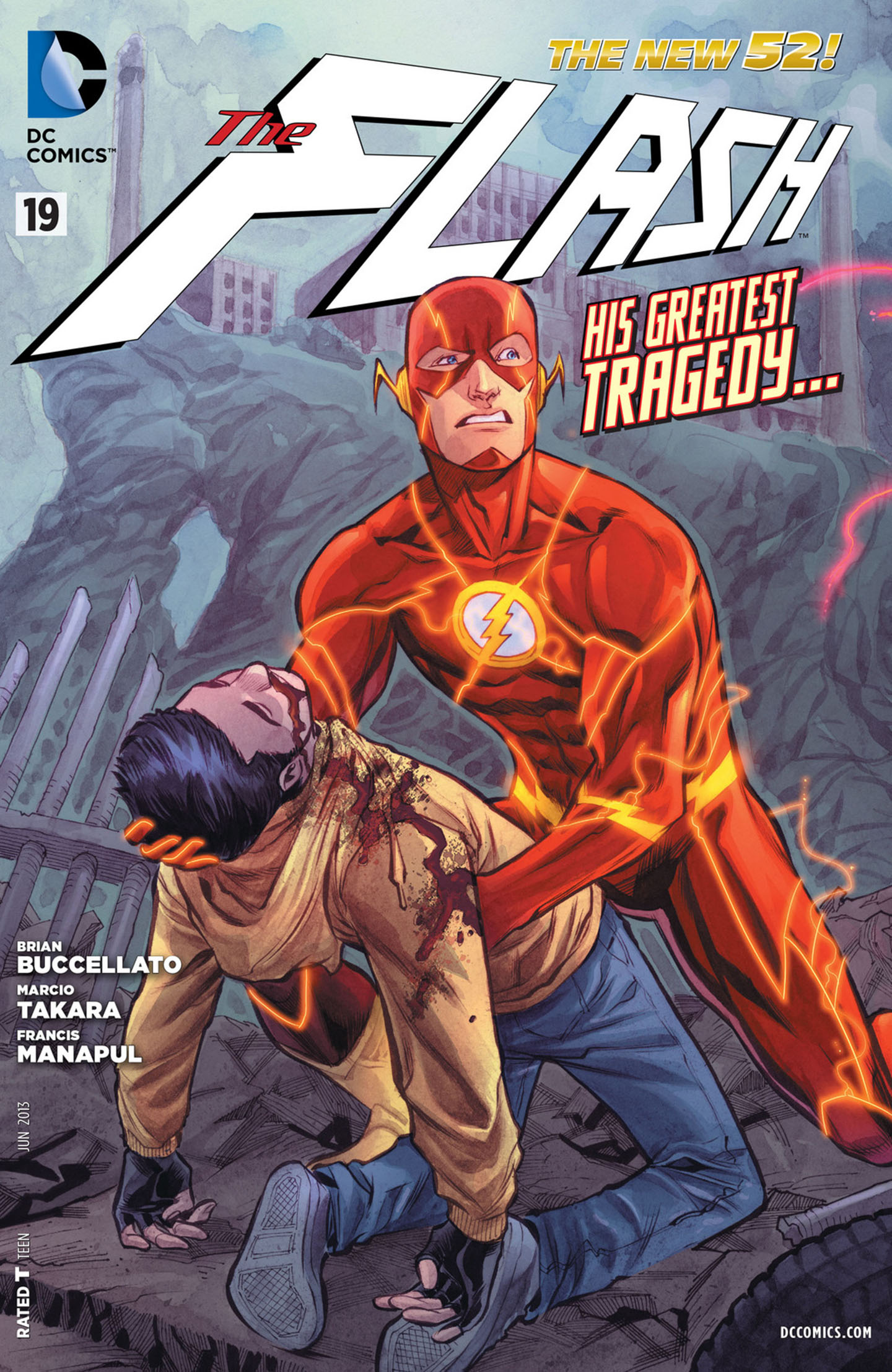 The Flash Vol 4 19