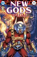 The New Gods Special Vol 1 1 Cover
