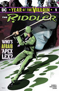 The Riddler Year of the Villain Vol 1 1