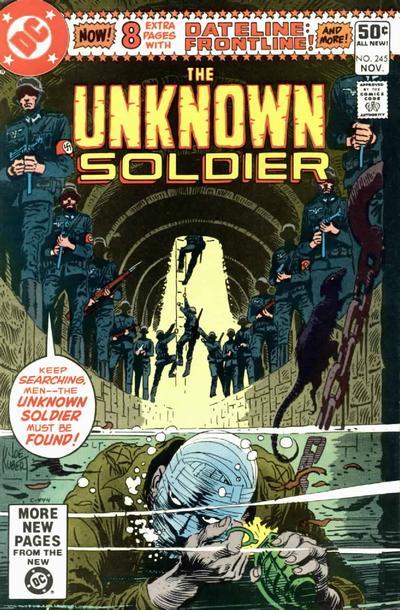 Unknown Soldier Vol 1 245