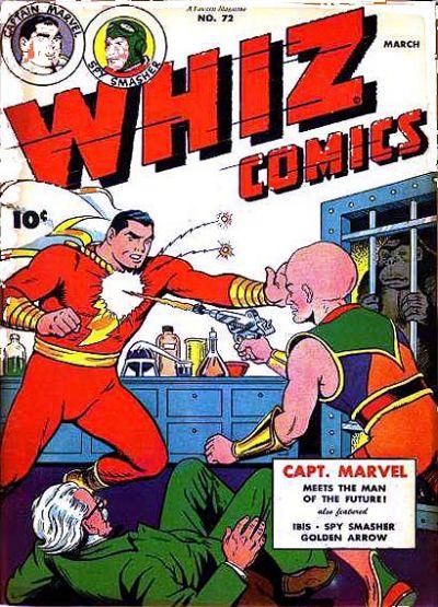 Whiz Comics Vol 1 72