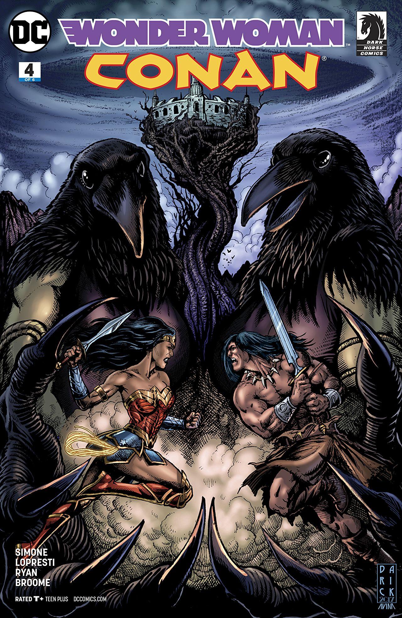 Wonder Woman/Conan Vol 1 4