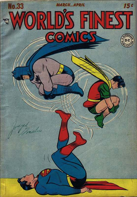 World's Finest Vol 1 33