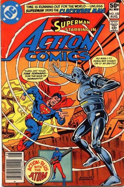 Action Comics Vol 1 522