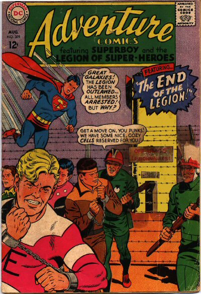Adventure Comics Vol 1 359