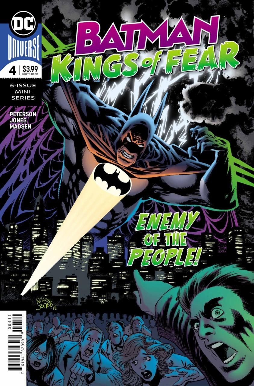 Batman: Kings of Fear Vol 1 4