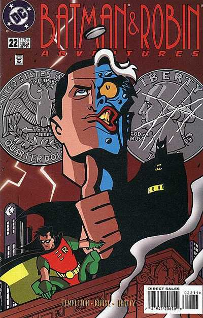 The Batman and Robin Adventures Vol 1 22