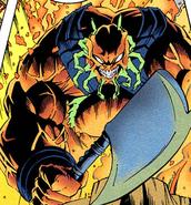 Beast Boy Earth-9 001