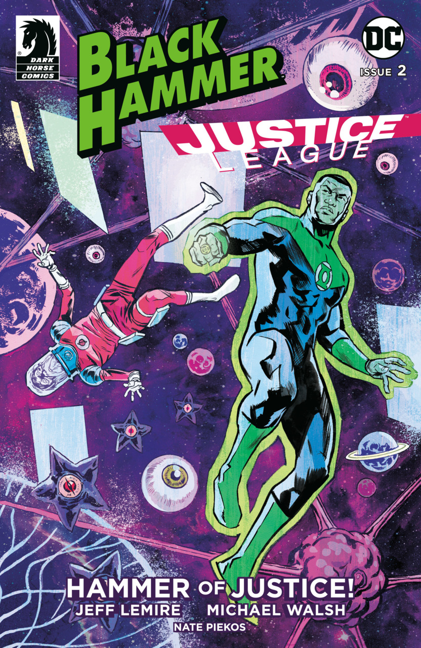 Black Hammer/Justice League: Hammer of Justice! Vol 1 2
