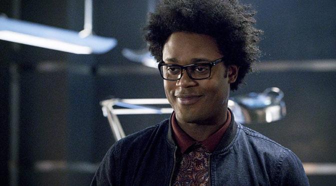 Curtis Holt (Arrowverse)
