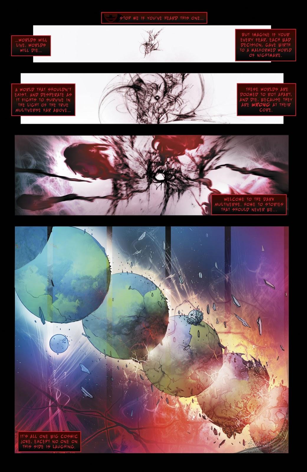Dark Multiverse