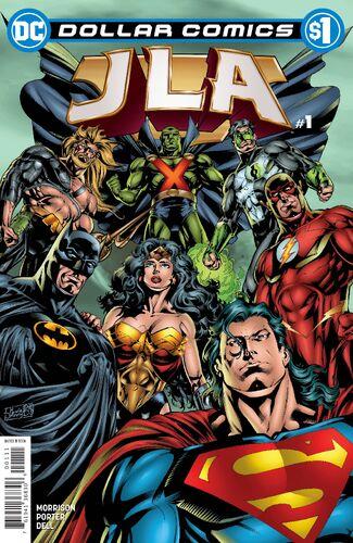 Dollar Comics Edition