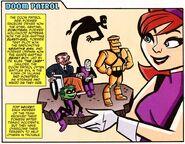 Doom Patrol Batman The Brave and the Bold