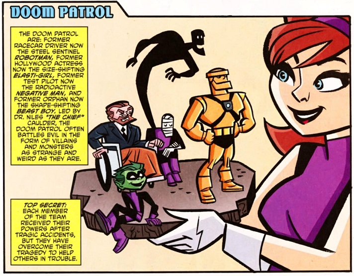 Doom Patrol (The Brave and the Bold)