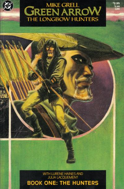 Green Arrow: The Longbow Hunters Vol 1 1