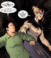 Headmistress DC Bombshells 0001