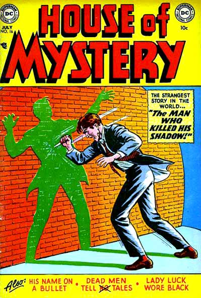 House of Mystery Vol 1 16