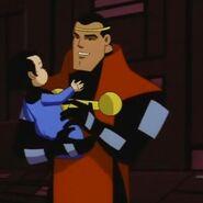 Jor-El (animated)