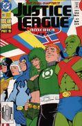 Justice League America 60