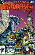 Justice League International Annual 4