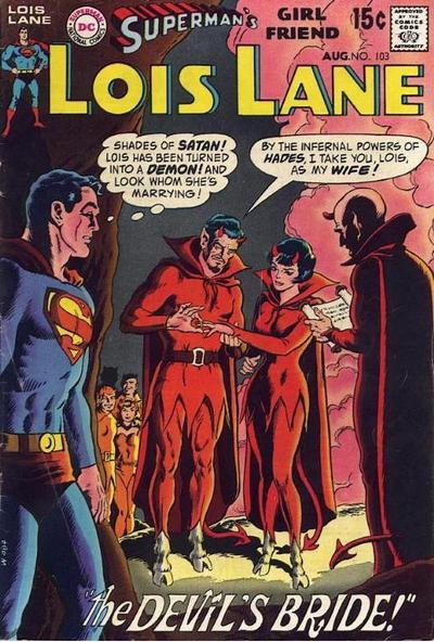 Superman's Girl Friend, Lois Lane Vol 1 103